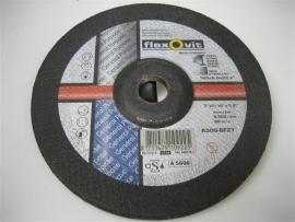 Staal doorslijpschijf voor bouwmachines, tevens ook haakse tol NR.FL1808022VT