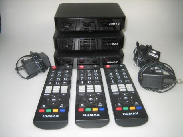 Digitaal TV kijken zonder smartcard met Humax