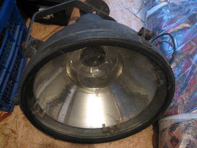 Philips 1000 watt bouwlamp (prof)