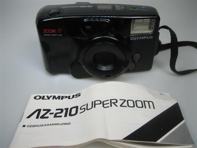 Olympus AZ-210 Aaloge foto Cmera