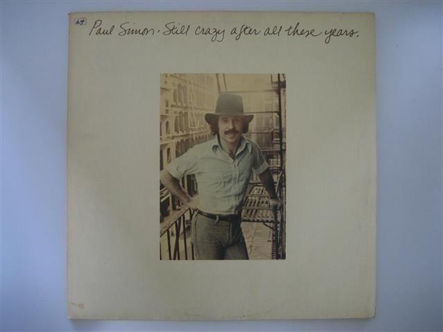 Paul Simon - Still crazy NR.LP.00112