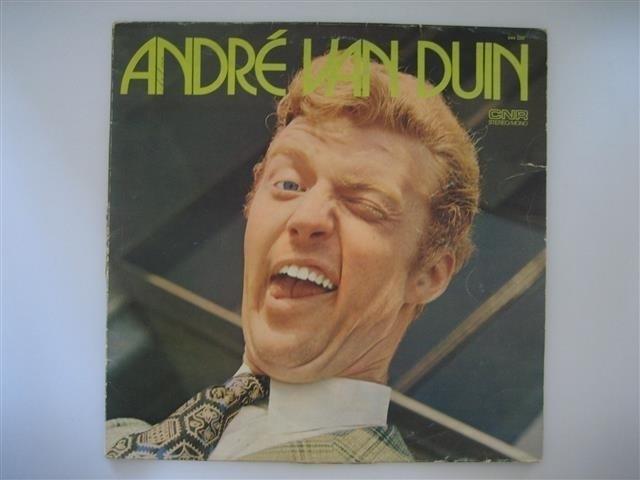 Top artiest Anderé van Duin met vrolijke meezingers NR.LP00120