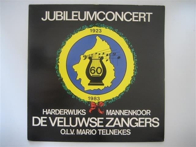 De Veluwse Zangers,Jubileumconcert 1923/1983 NT.LP00146