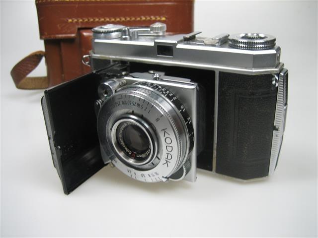 Kodak Retina 1a kleinbeeldcamera (35mm Film) 1952