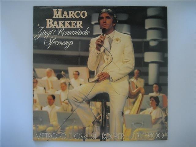 Marco Bakker, met het Metropole Orkest NR.LP00121