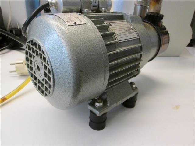 RBFO vacuumpom voor het labo