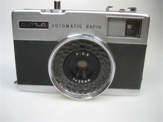 Foto camera automatic Rapid