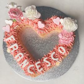 Koekjes taart