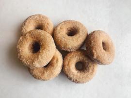 Kaneel donuts