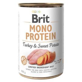 Mono Protein - Kalkoen en Zoete Aardappel