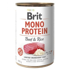 Mono Protein - Rund & Rijst