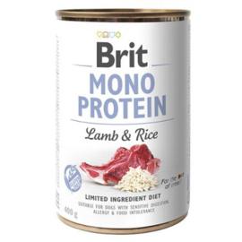 Mono Protein - Lam & Rijst
