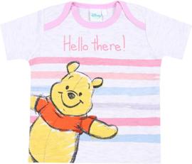 Winnie de Pooh katoenen zomer shirt