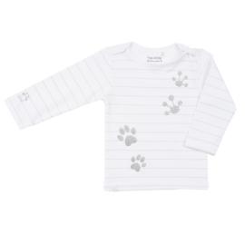 Frogs en Dogs -Lucky - meisjes  - glitter - Baby / Newborn / longsleeve
