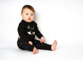 Frogs and dogs - kraamcadeau - meisjes - Kitty - baby/peuter - pyjama