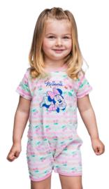 Minnie Mouse  - baby/peuter - zomerpakje- 100% Jersey katoen