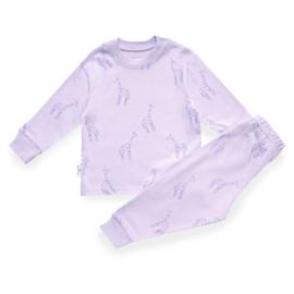 Frogs and dogs  - Giraffe  - kleuter-kinder - meisjes - pyjama / BESCHIKBAAR OCTOBER