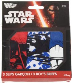 Star Wars 3 pack slips