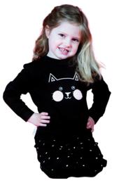 Frogs and dogs - meisjes - Kitty- kleuter-kinder - pyjama