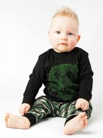 Frogs and dogs - kraamcadeau - jongens -Tiger - baby/peuter - pyjama
