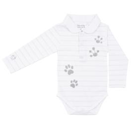 Frogs en Dogs -Lucky - jongens - Baby / Newborn / romper