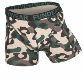Funderwear - Boxer/ondergoed - jongens - Big leo camo