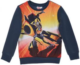 Transformers sweater bumblebee - 2 kleuren beschikbaar