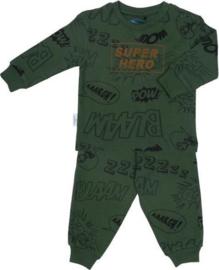 Frogs & Dogs - kleuter/kinder - jongens - pyjama -  Superhero