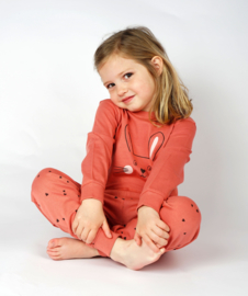 Frogs and dogs - meisjes - Bunny - kleuter-kinder - pyjama