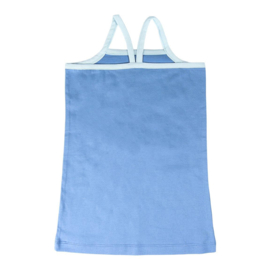 Frozen 2 - singlet -shortama/zomerset - blauw - DEAL