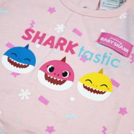 Baby Shark  - baby/peuter - zomerpakje- 100% Jersey katoen - DEAL