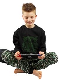 Frogs and dogs - Tiger-Tijger - kinder-tiener - jongens - pyjama