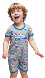 Baby Shark  - baby/peuter - zomerpakje- 100% Jersey katoen