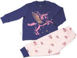 Frogs and Dogs - kraamcadeau - meisjes - Unicorn - baby/peuter - pyjama