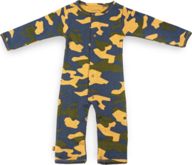 Frogs and Dogs - kraamcadeau - baby/peuter - boxpakje - camouflage