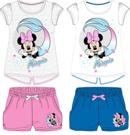 Minnie Mouse shortama- Mermaid