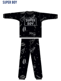 Frogs and dogs  - Superboy - kleuter-kinder - Jongens pyjama / BESCHIKBAAR HALF AUGUSTUS