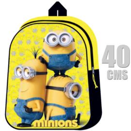 Minions Schooltas 40cm