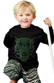Frogs and dogs - Tiger/Tijger - kleuter-kinder - Jongens -  pyjama