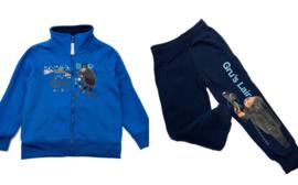 Minions joggingpak in grijs of blauw