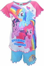 My little pony - shortama - Rainbow friends -  beschikbaar 6 MEI