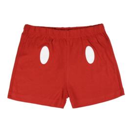 Mickey Mouse - shortama/zomerset - blauw/rood