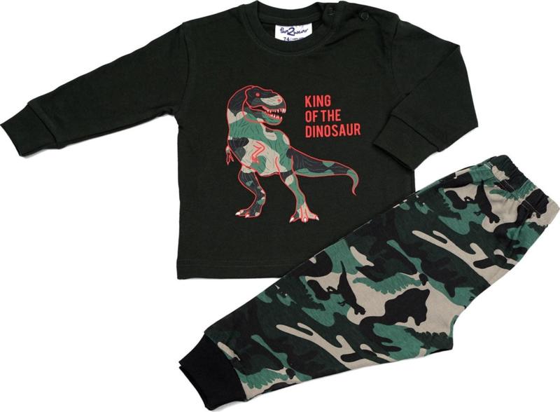 Fun2wear - Dinosaurus- Camo pyjama