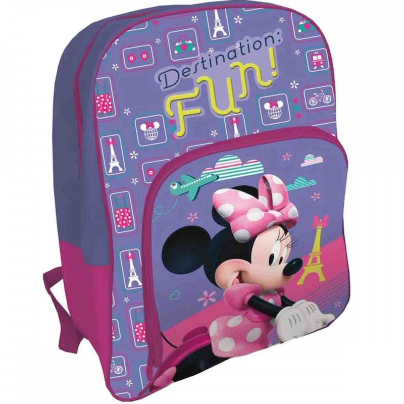 Minnie Mouse Schooltas 46 cm/ advies leeftijd 15+ jaar