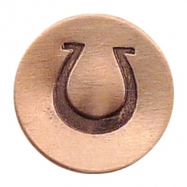 Horseshoe, 6x4mm (UrbanBeader)