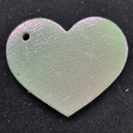 Hart groot - Metallic (LHL005)