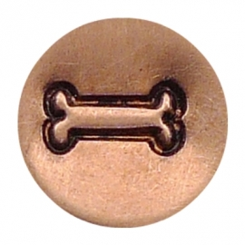 Dog Bone, 6mm (UrbanBeader)