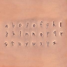Jenna Sue - kleine letters, 2,5mm