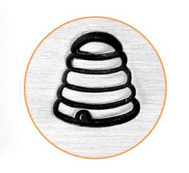 Beehive, 6mm (ImpressArt)
