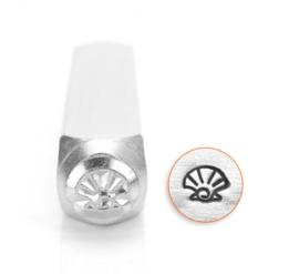 Sea Shell, 6mm (ImpressArt)